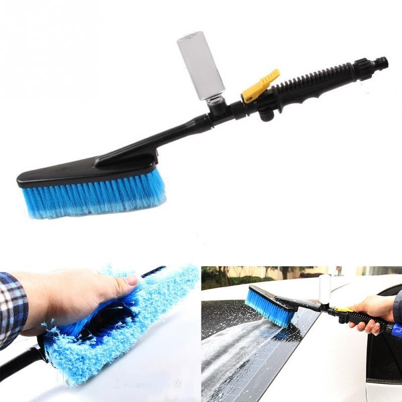 Topnotch Water Blast Cleaner - Bilvask med roterende børster HQ81